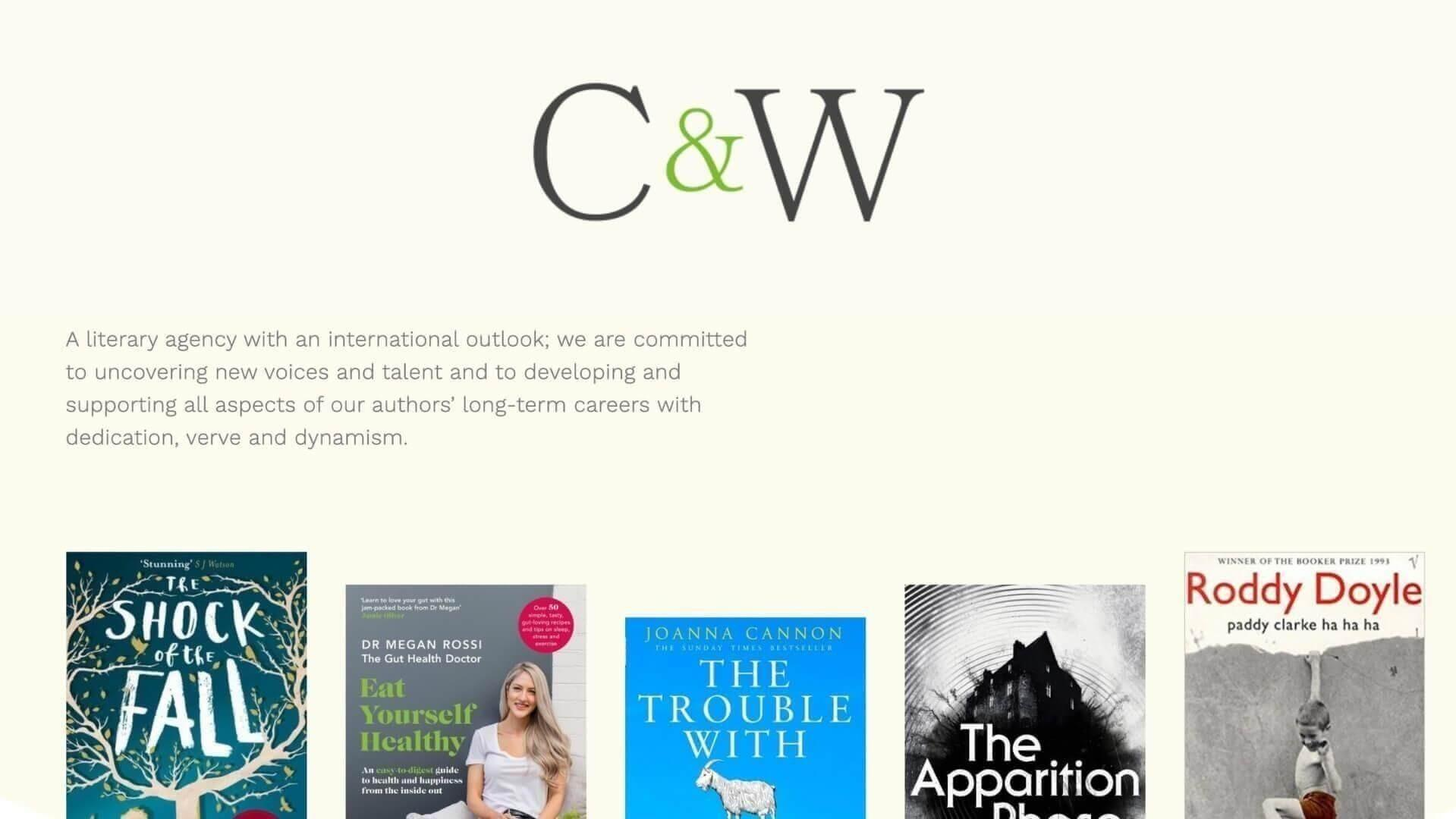 C+W Literary Agency