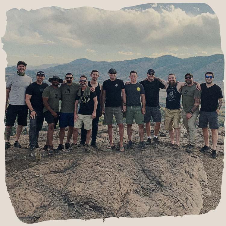 The UNcivilized Nation Men's Group