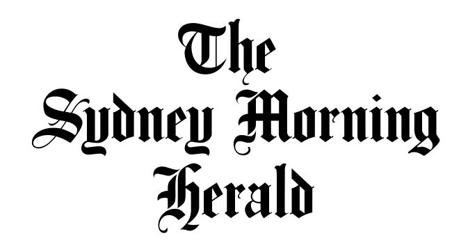 Darren Krakowiak in The Sydney Morning Herald