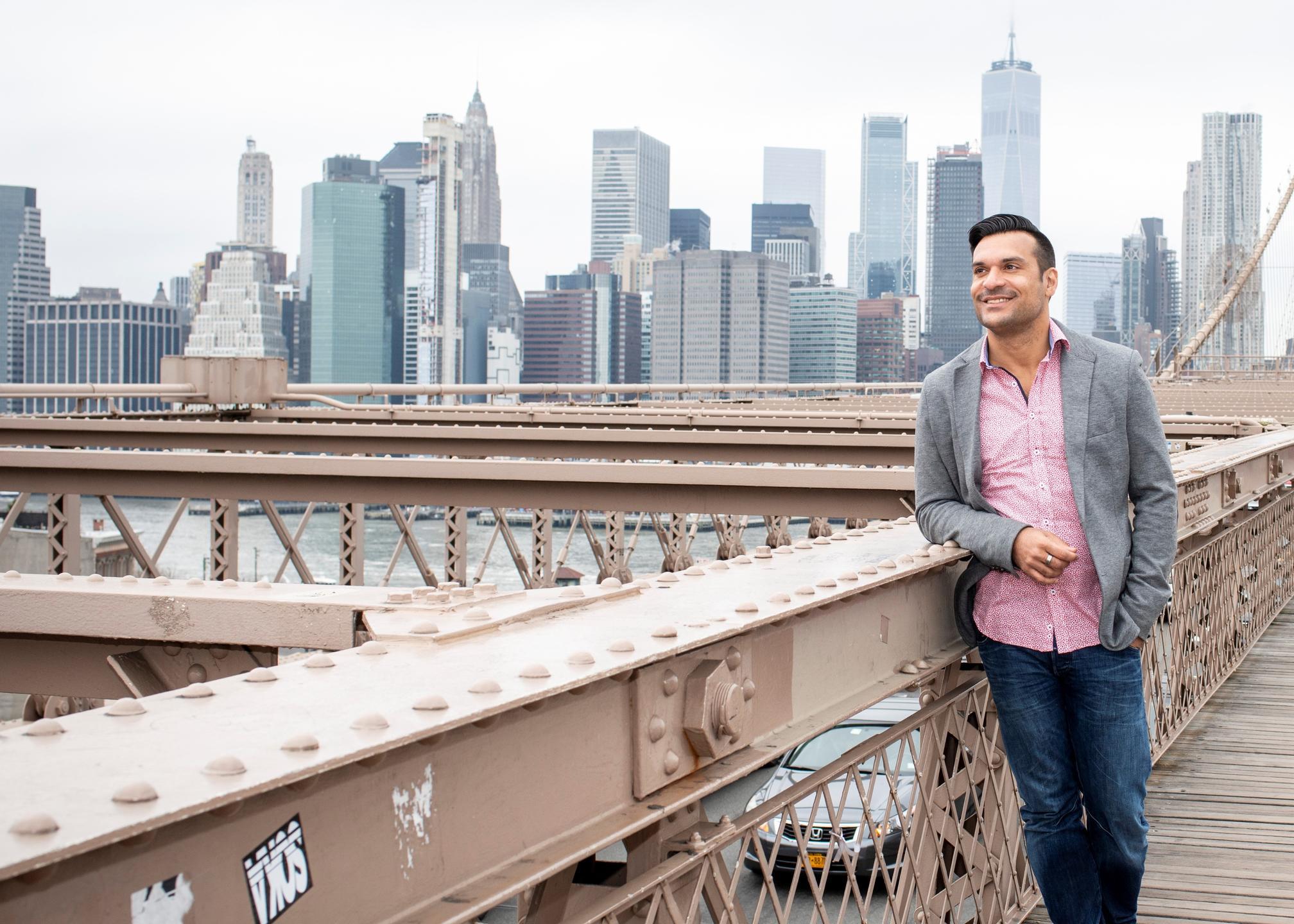 Darren Krakowiak of CRE Success in New York City