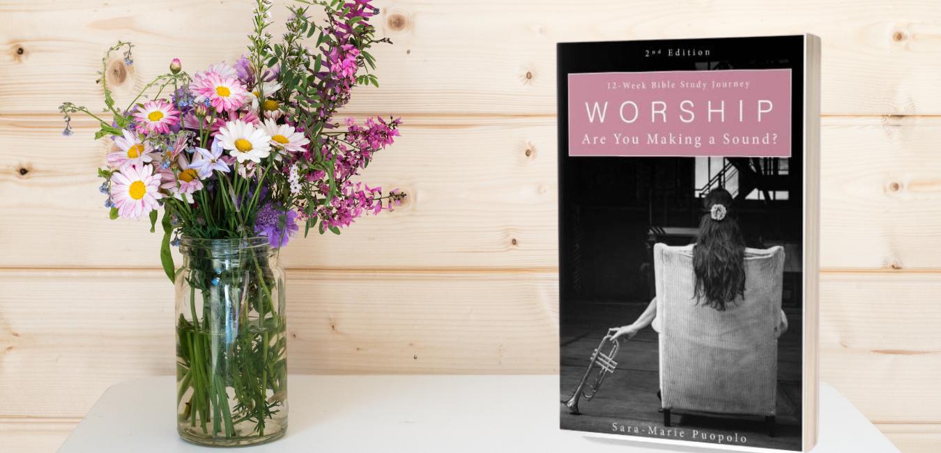 WORSHIP BIBLE STUDY BOOK