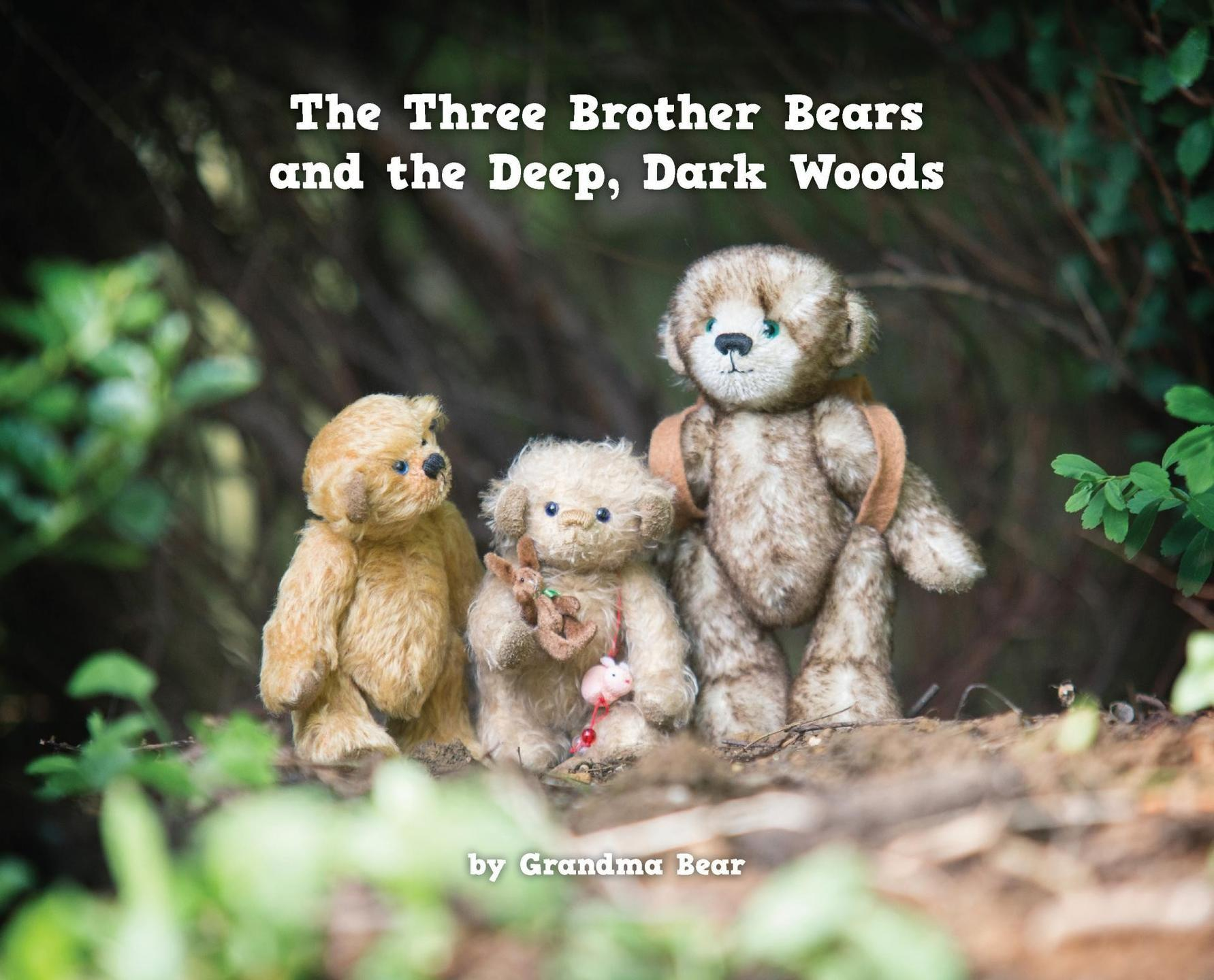 The Three Brother Bears and the Deep, Dark Woods