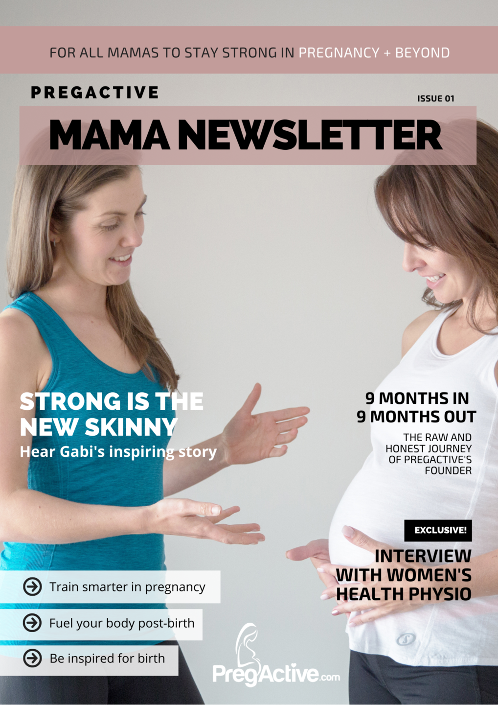 MamaMag for Pregnancy
