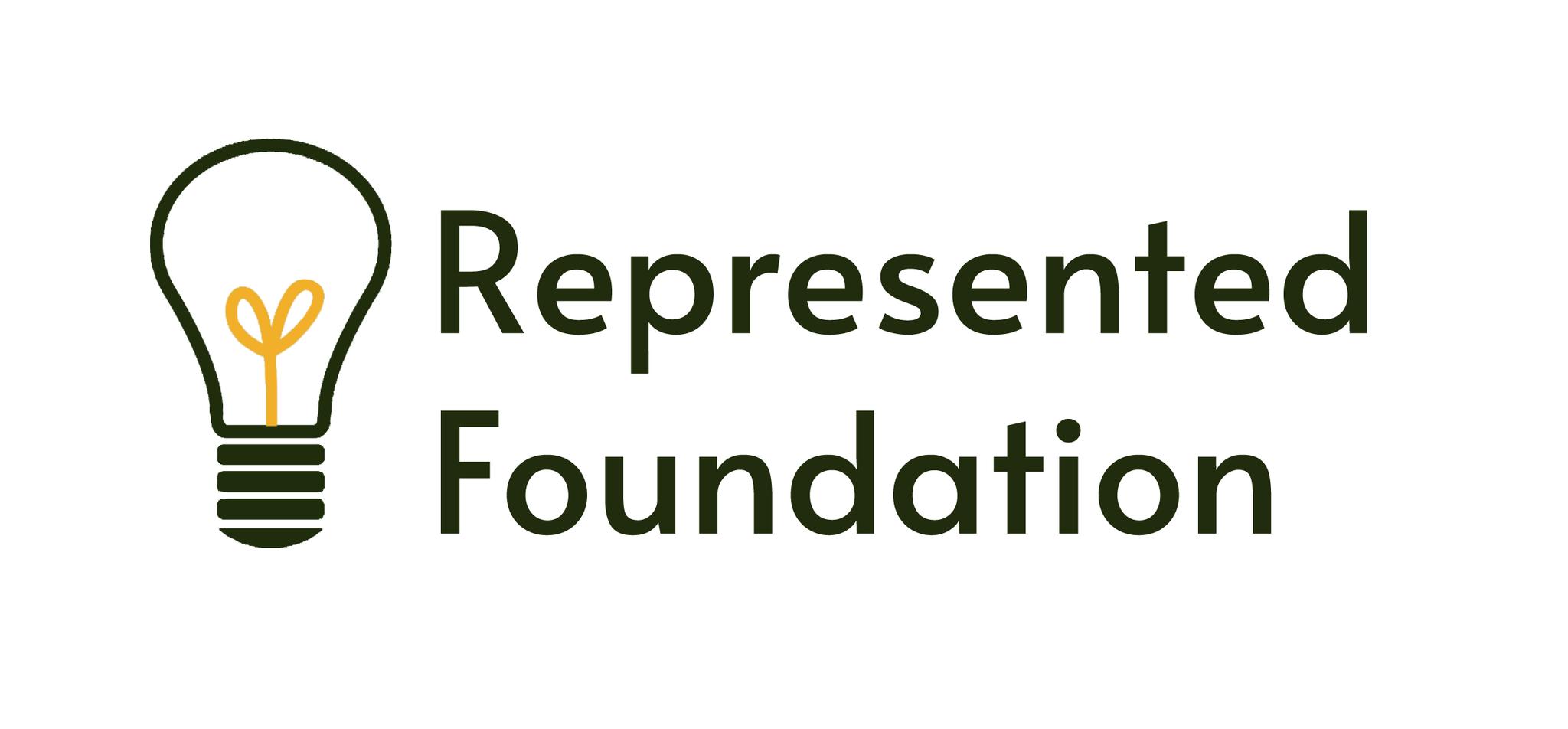 Represented Foundation Logo
