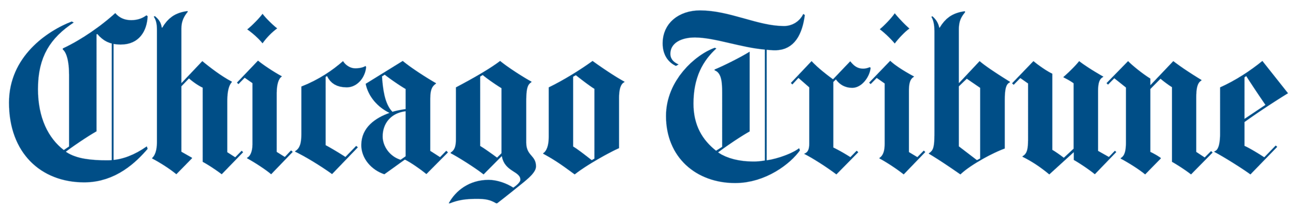 Chicago Tribune - Personal Branding