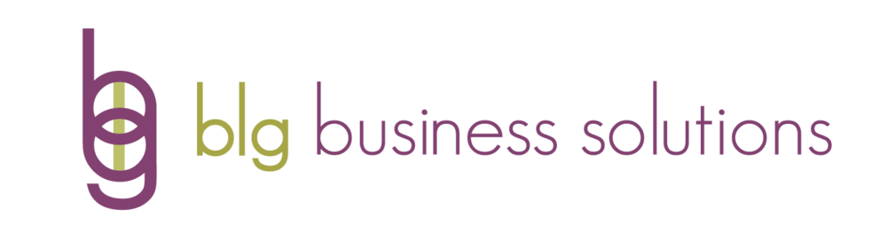 BLG Business Solutions Logo