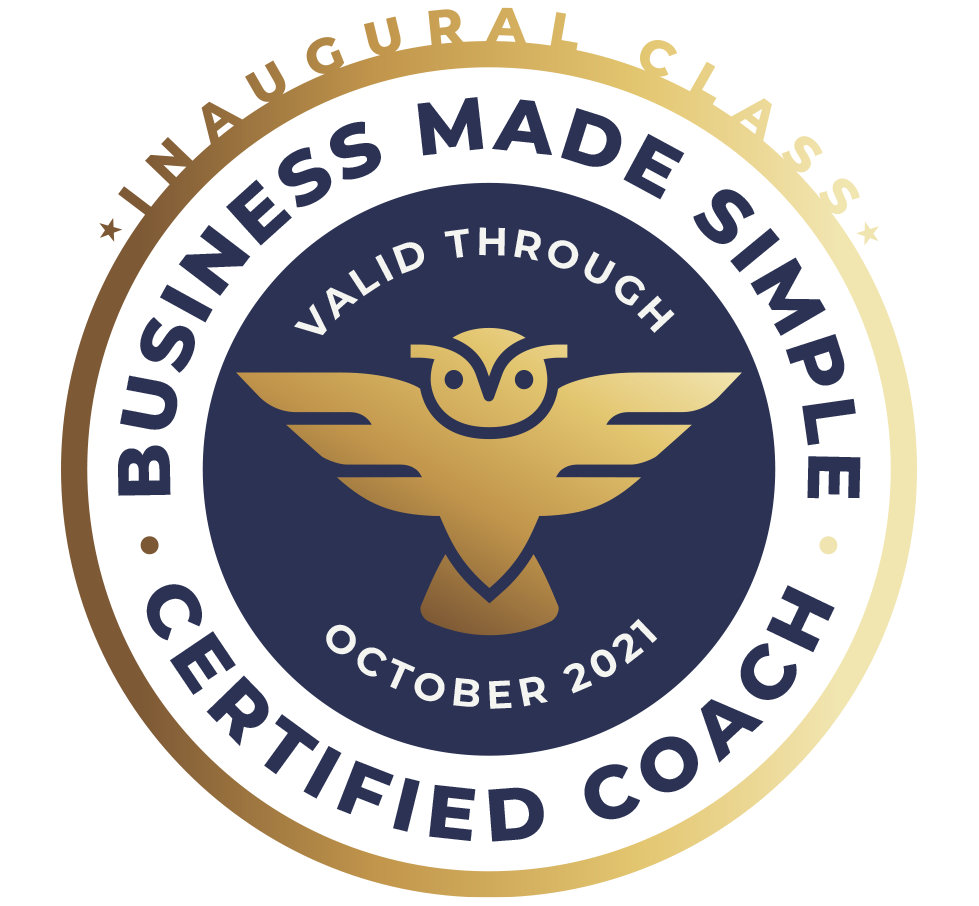 Business Made Simple University Coach Bay Mourer