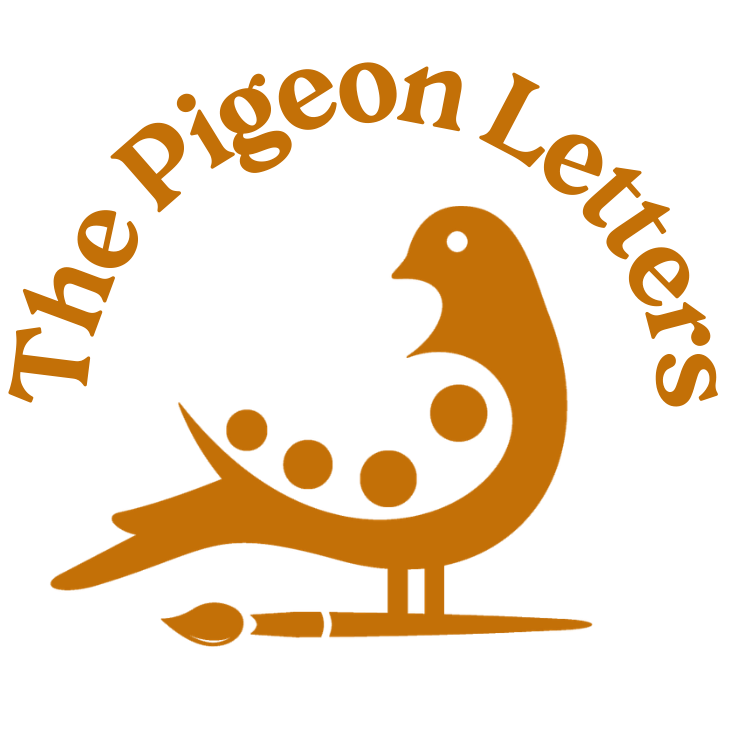 the pigeon letters