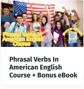 Phrasal Verb Course
