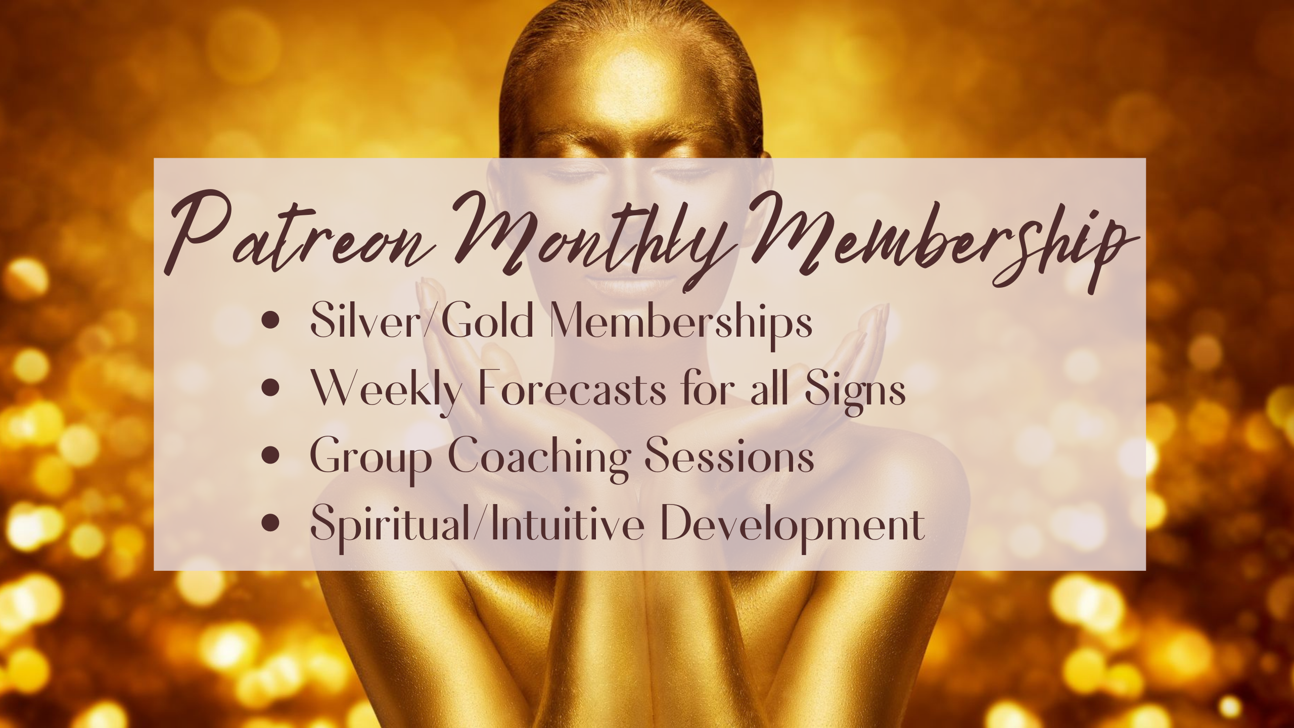 spiritual development membership