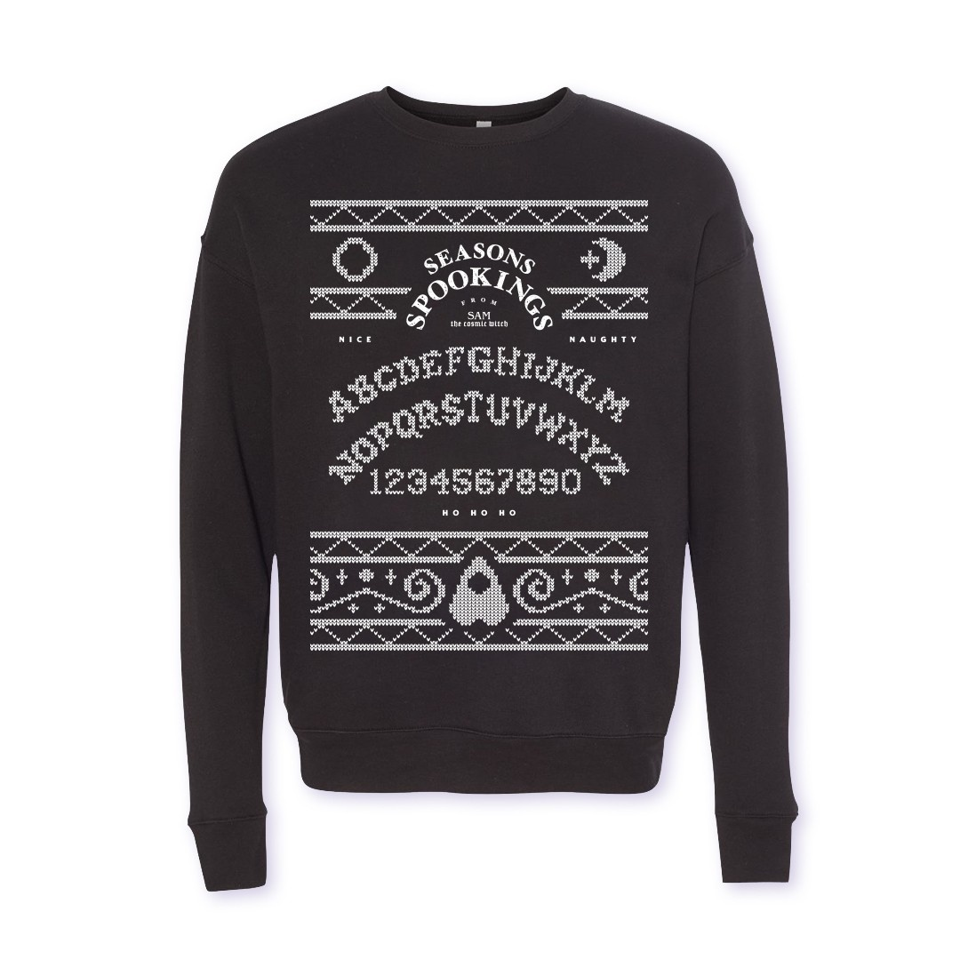 Seasons Spookings Holiday Sweater