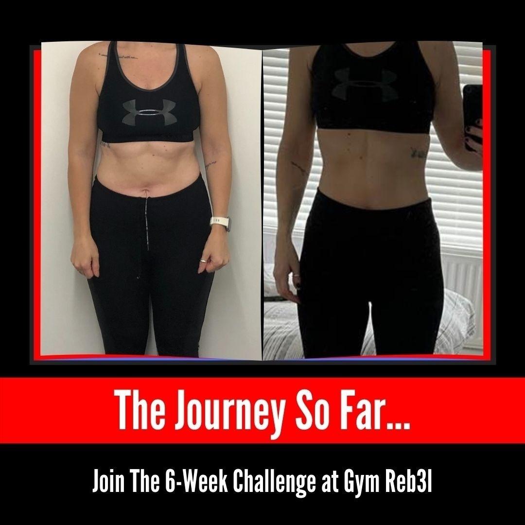 6 week transformation challenge liverpool