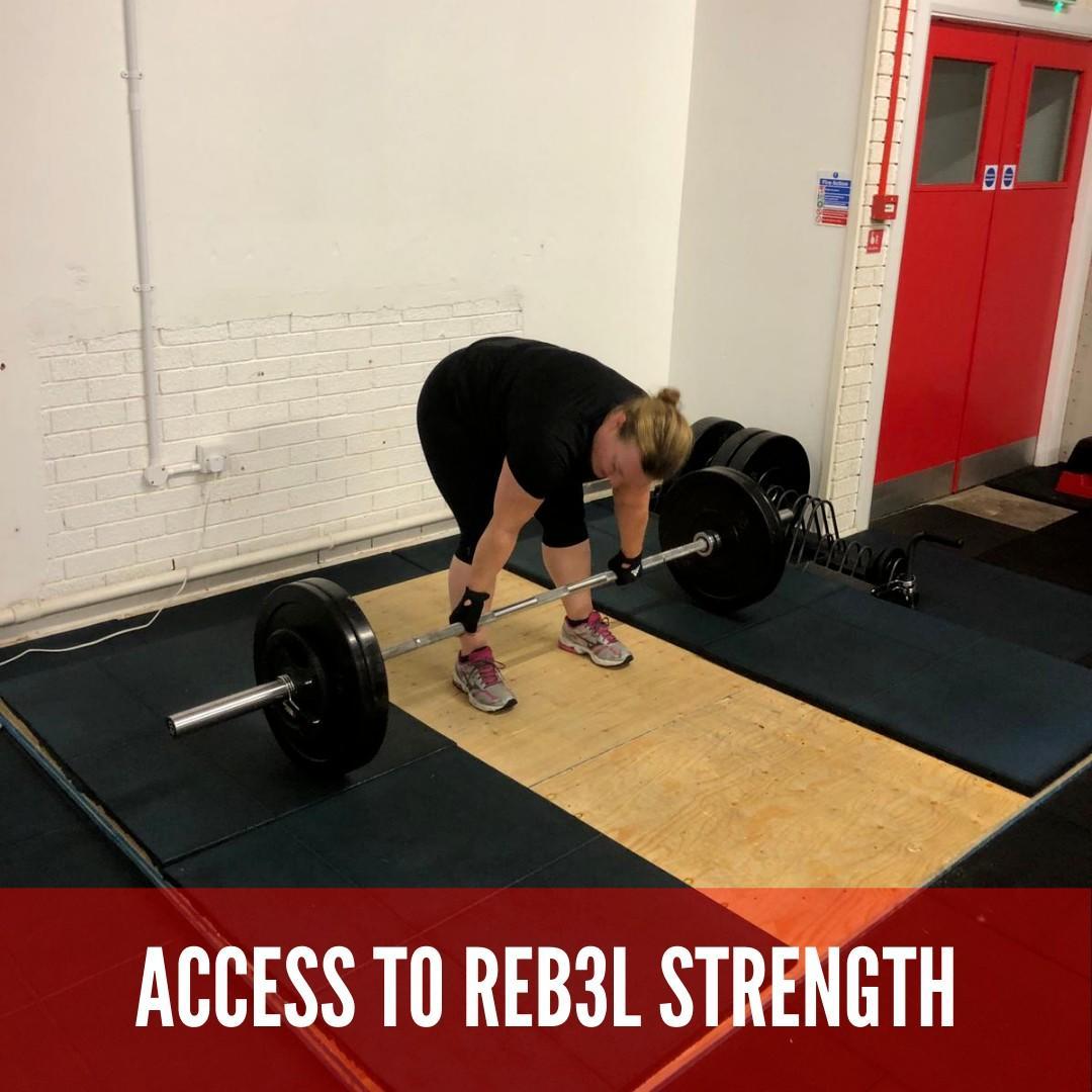 Crossfit Strength Training Liverpool