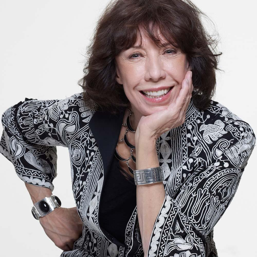 Lily Tomlin endorses Malin Svensson and Nordic Body