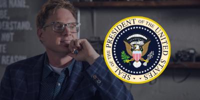Presidential Advisor Andrew Davis