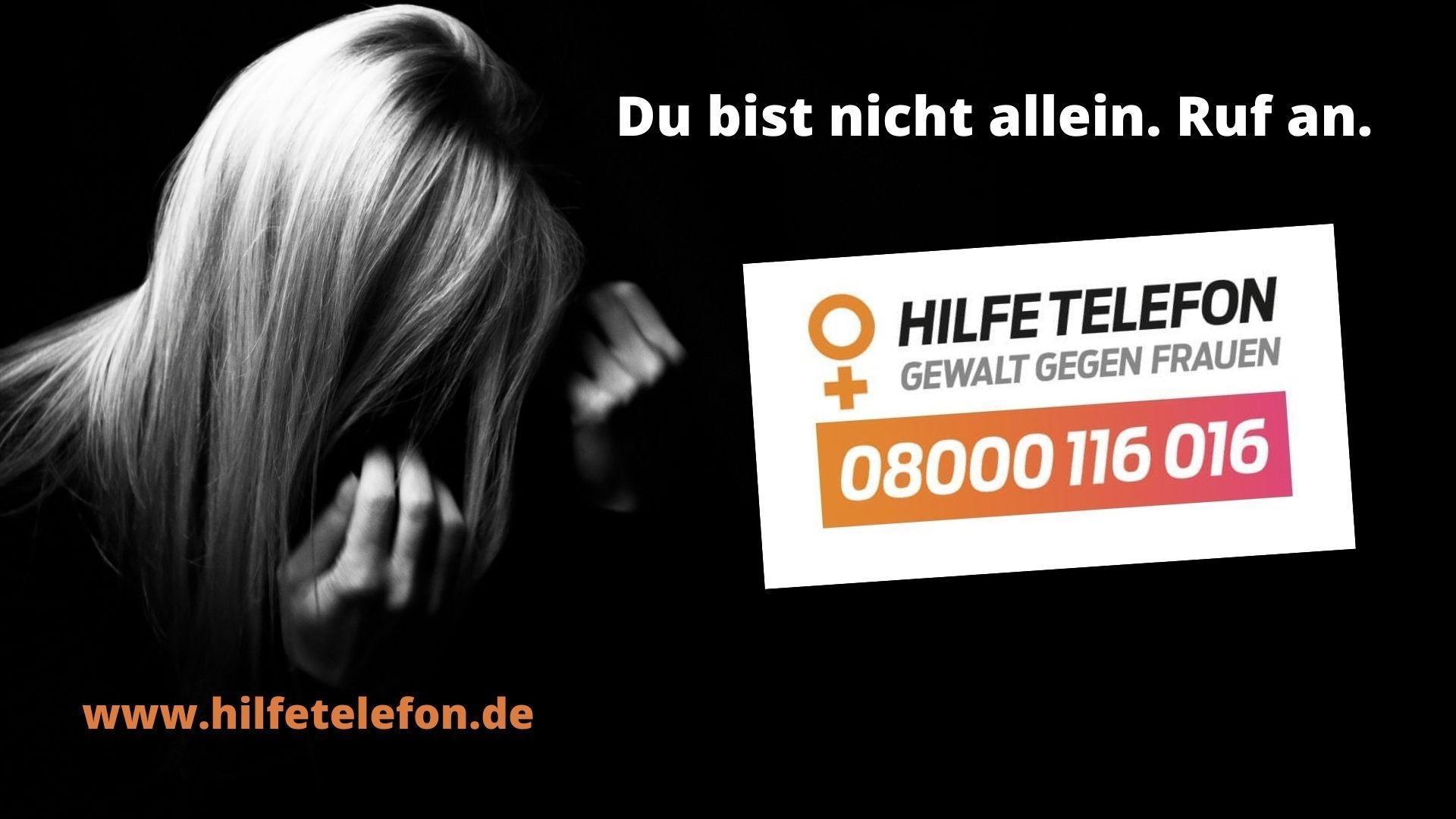 YCF Selbstverteidigung Hilfetelefon Gewalt gegen Frauen