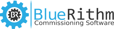 BlueRithm Commissioning Software