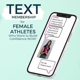 Confidence Booster Text Membership