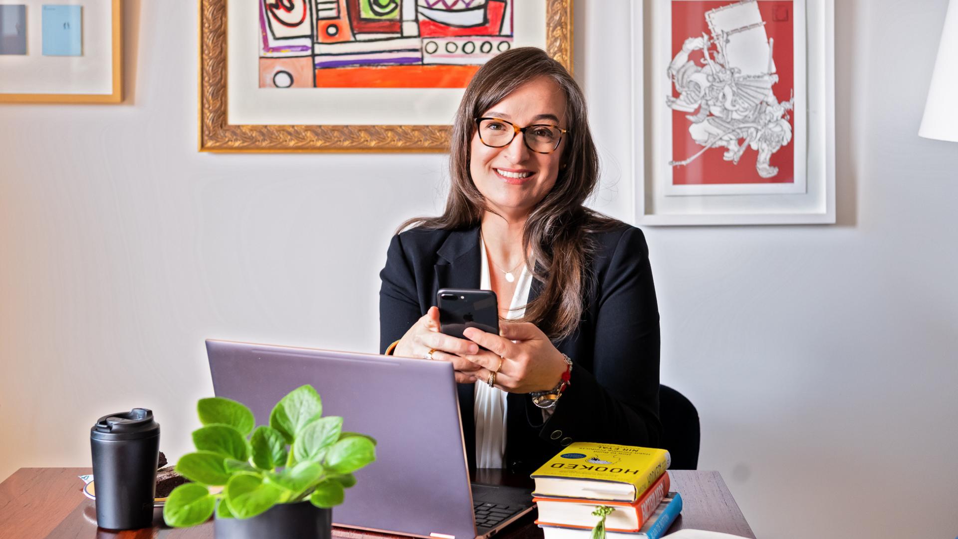 Job-hunting Expert and Career Coach Renata Bernarde