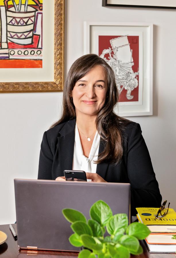 Renata Bernarde, Career Coach