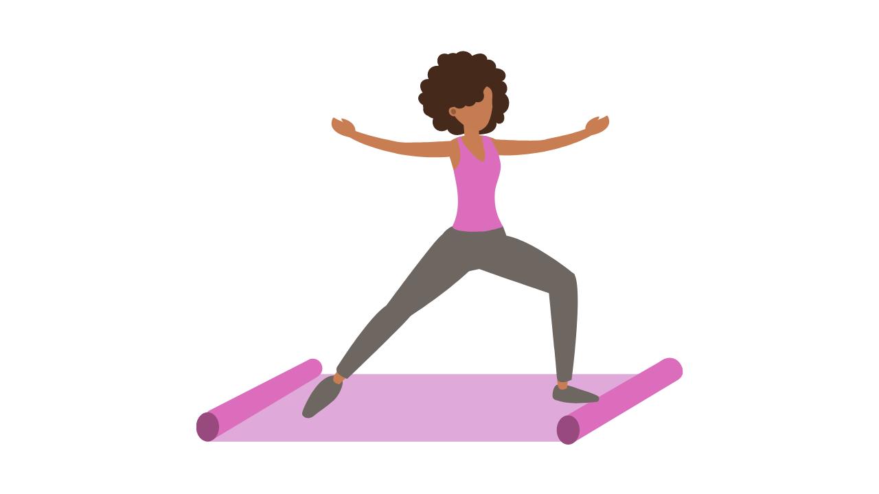 Book a 1:1 Private Yoga Session with Dr. Alicia Saldenha at YogiAlicia.com