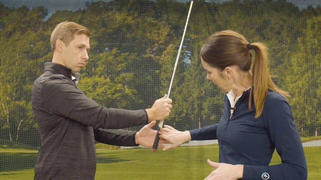 Golfopetus verkossa - golfin perusteet videokurssi kuva