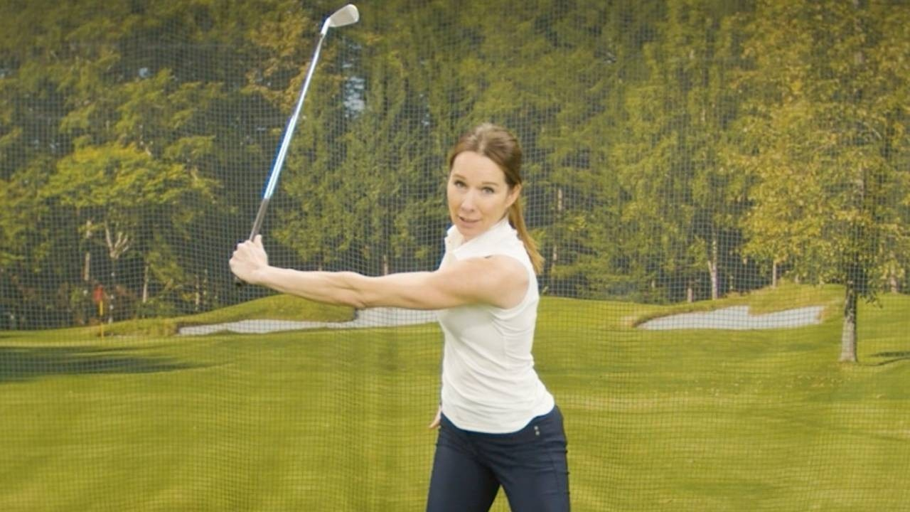 Golfopetus verkossa - golfin eri lyönnit minikurssi