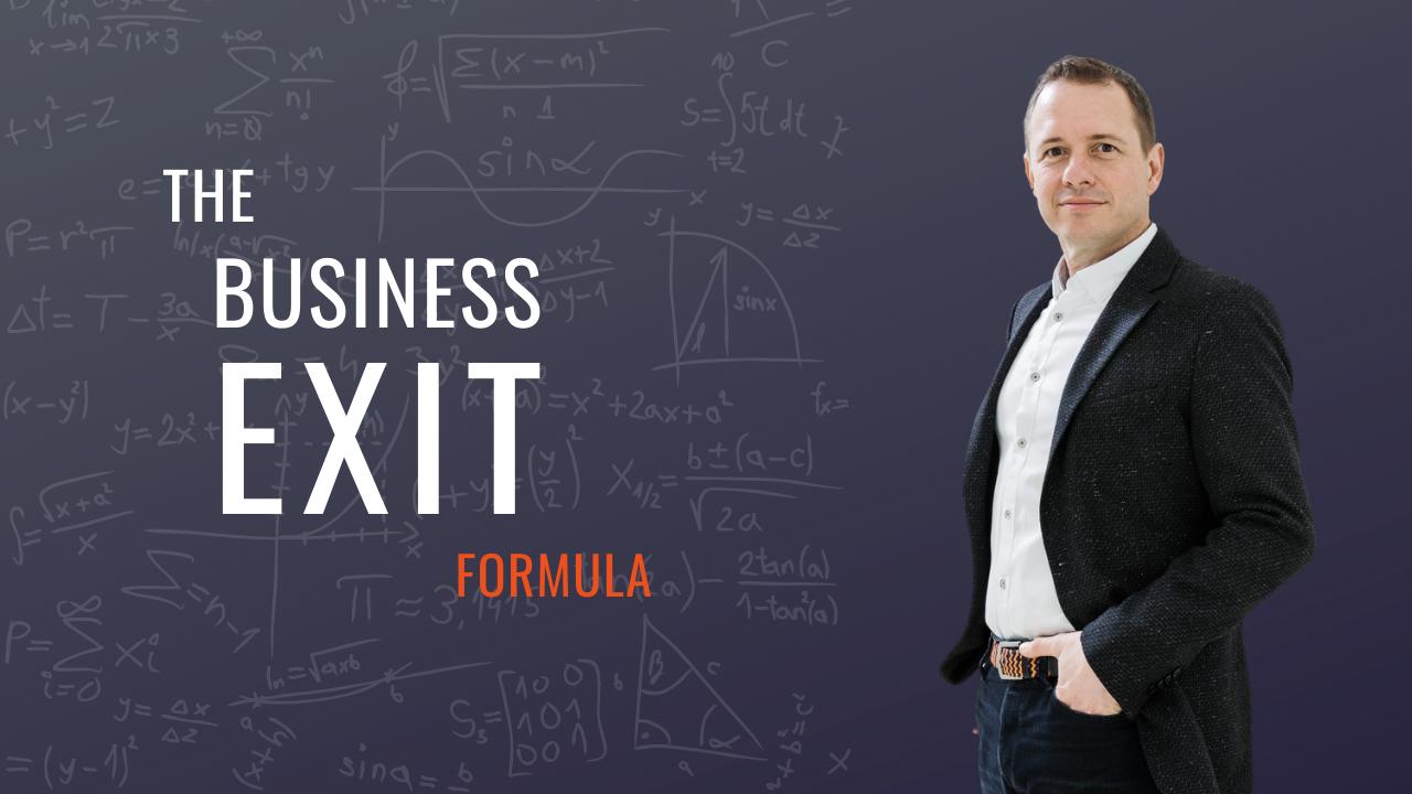 The Business Exit Formula
