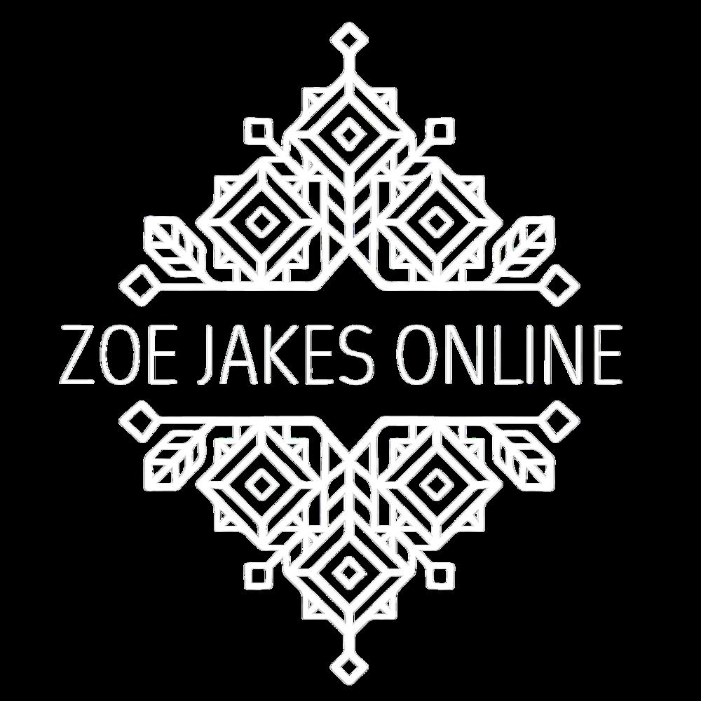 Zoe Jakes Online