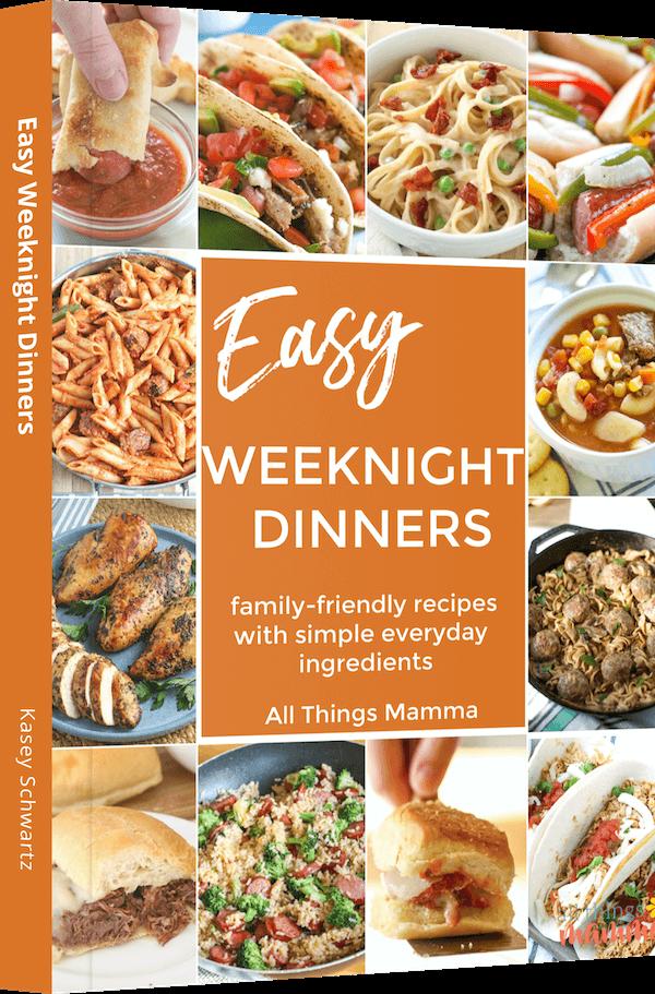 Easy Weeknight Dinners eBook