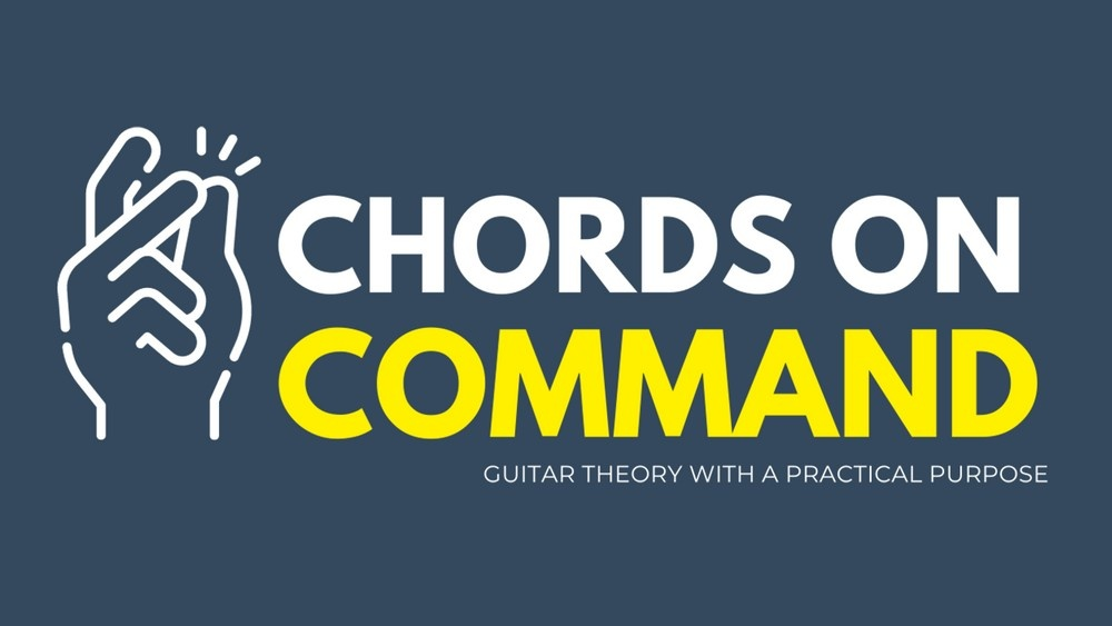 Chord on Command guitar course thumbnail