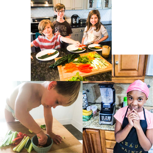 Tiny Green Chef - Kids Cooking Classes