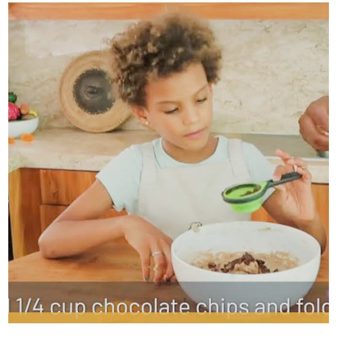 Kids Cooking Classes at Tiny Green Chef