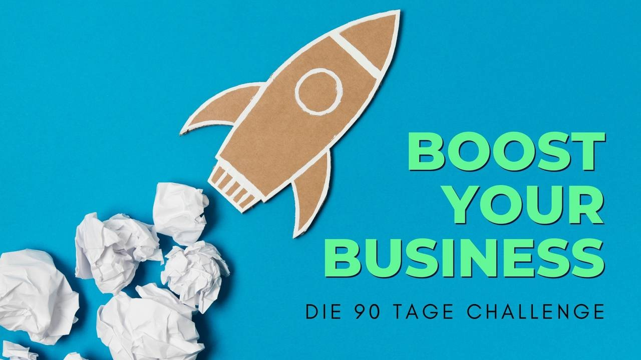 boost your business challenge