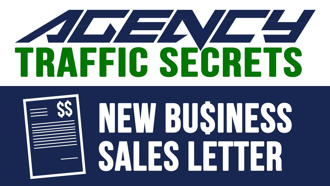 New Business Sales Letter Client Getting Method