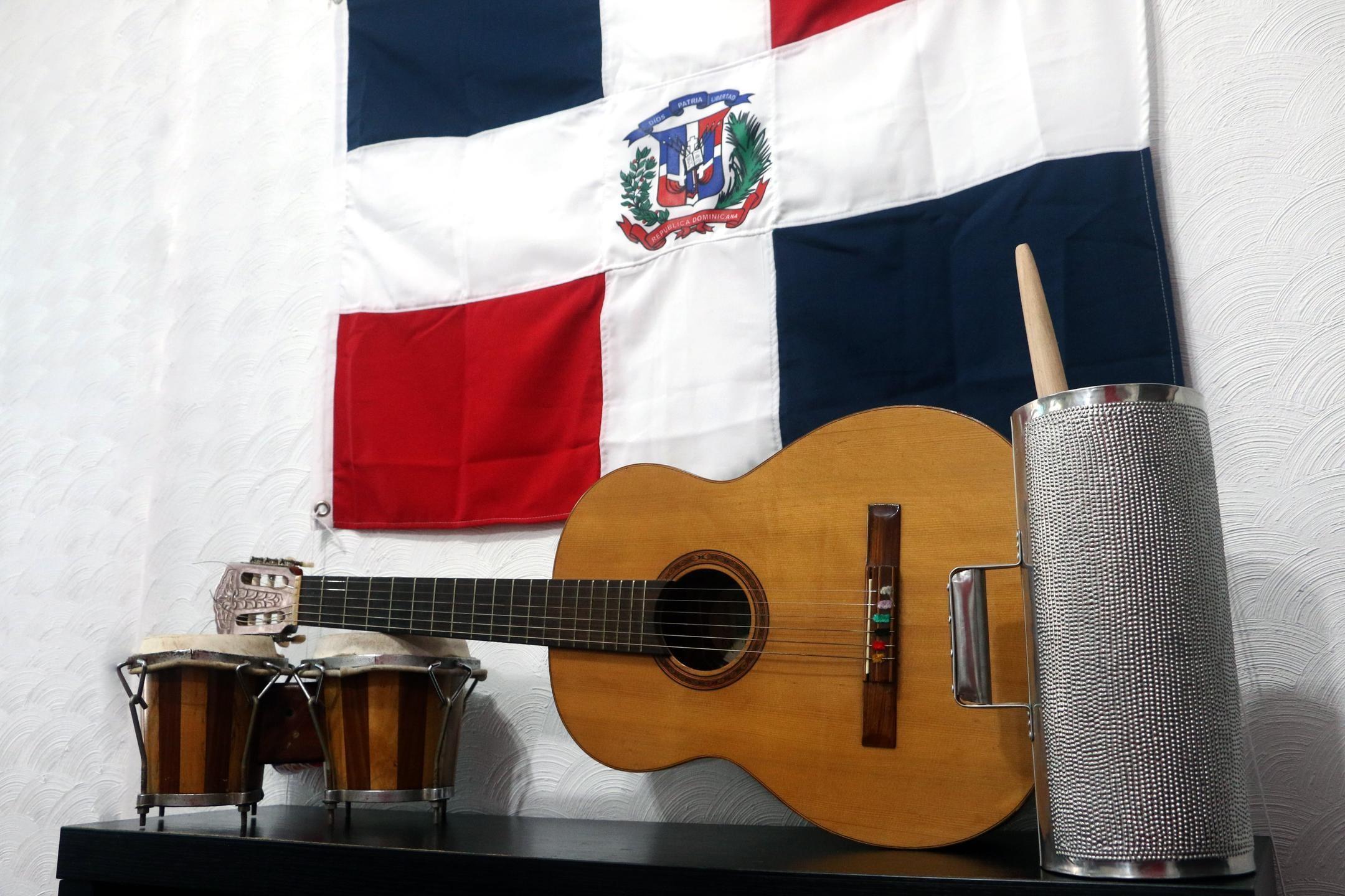 Bachata instruments, fundamentals