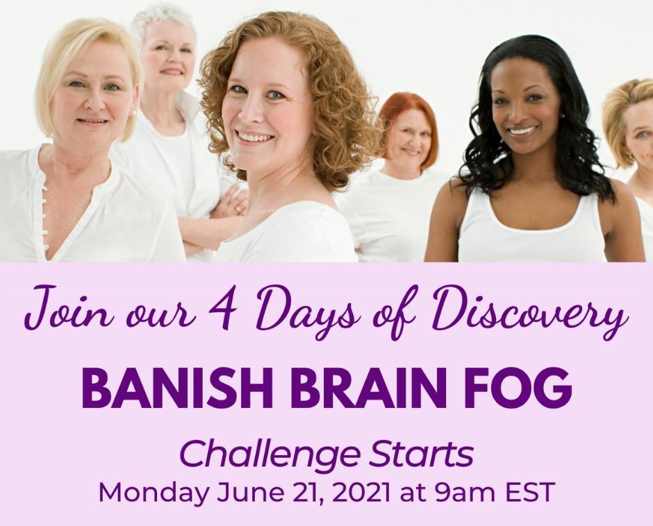 Banish Brain Fog Challenge