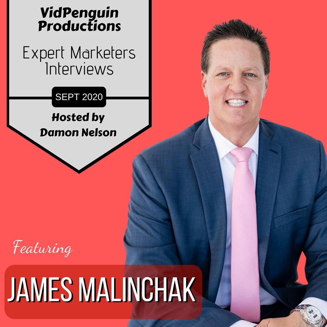 James Malinchak interview