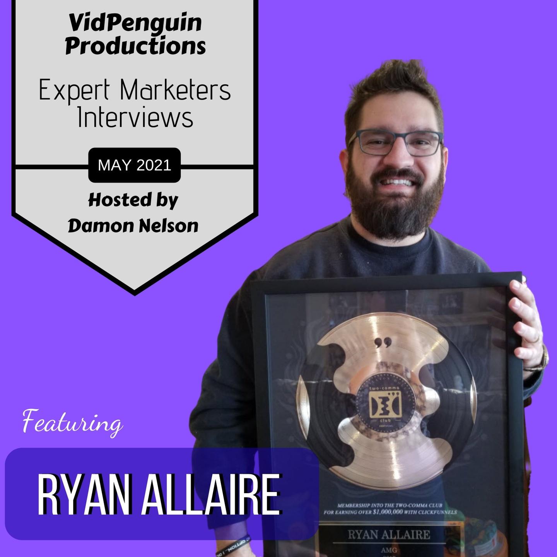 Ryan Allaire interview
