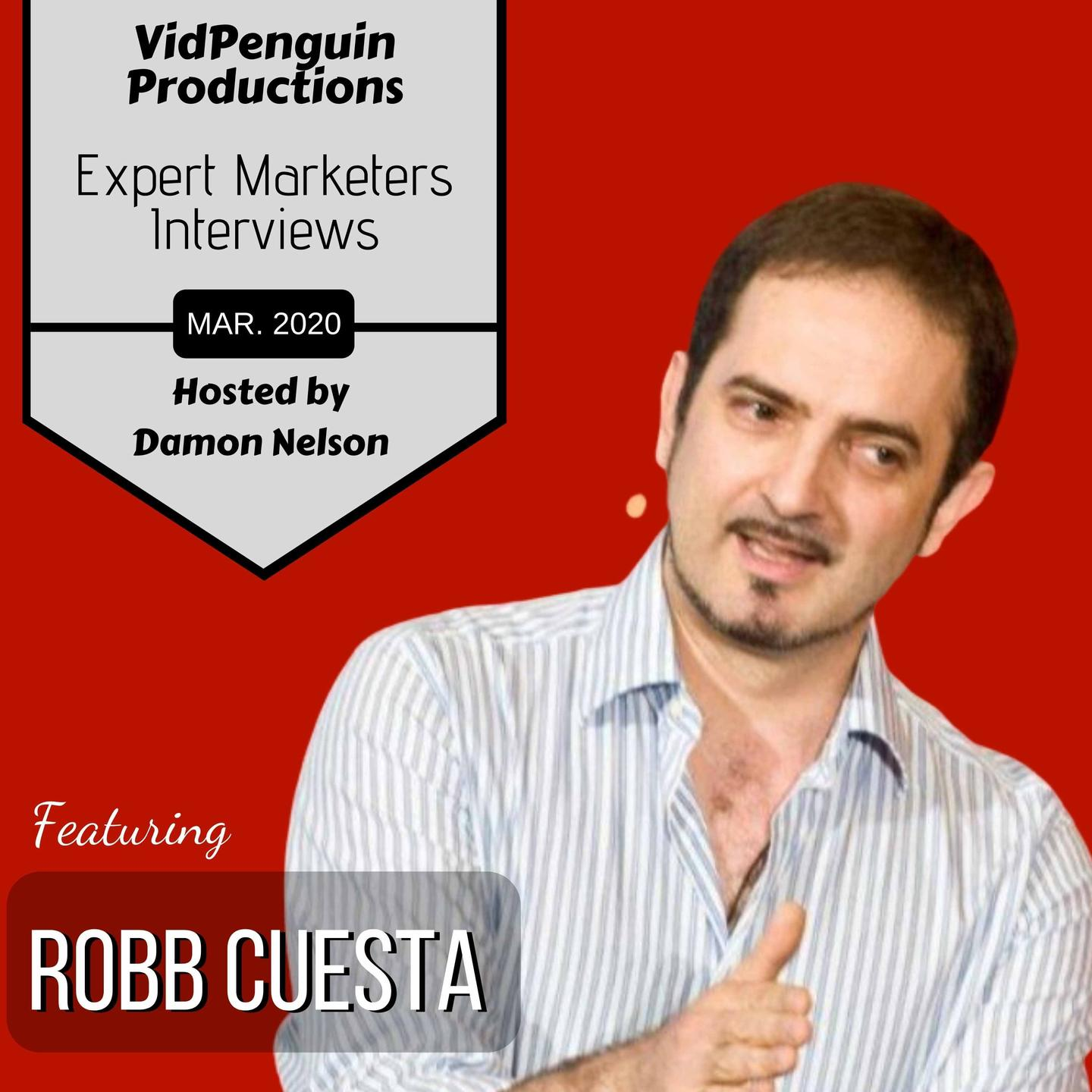 Robb Cuesta Interview