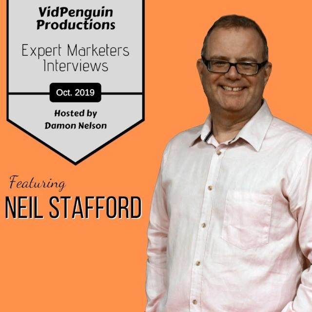 Neil Stafford Interview