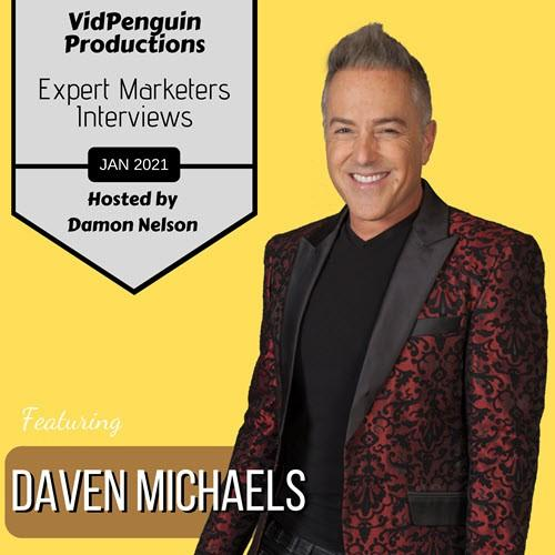 Daven Michaels Interview