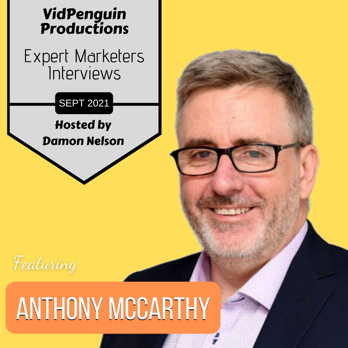 Anthony McCarthy interview