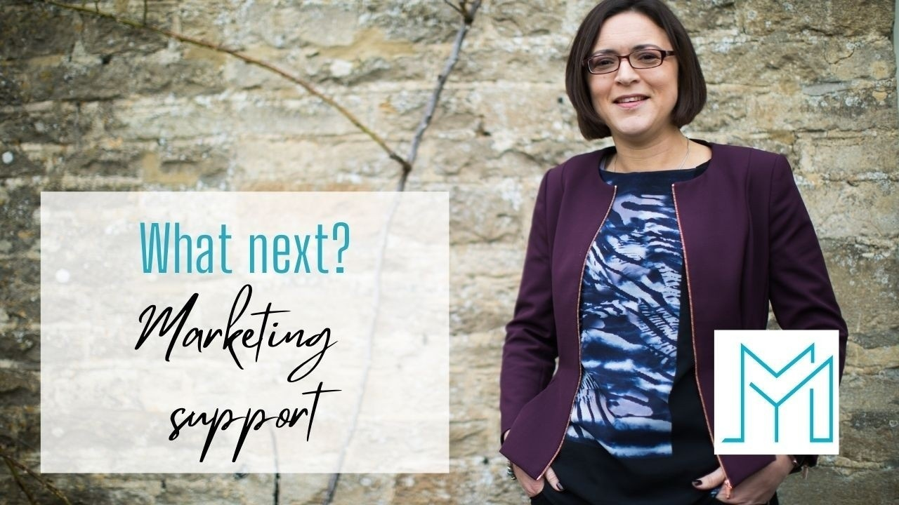 wellbeing marketing support