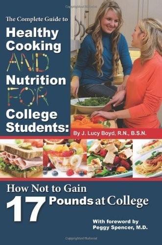 Health Cooking for College Students Elizabeth DeRobertis