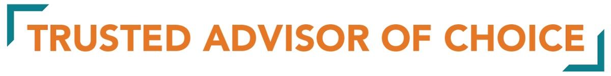 Trusted Advisor of Choice logo