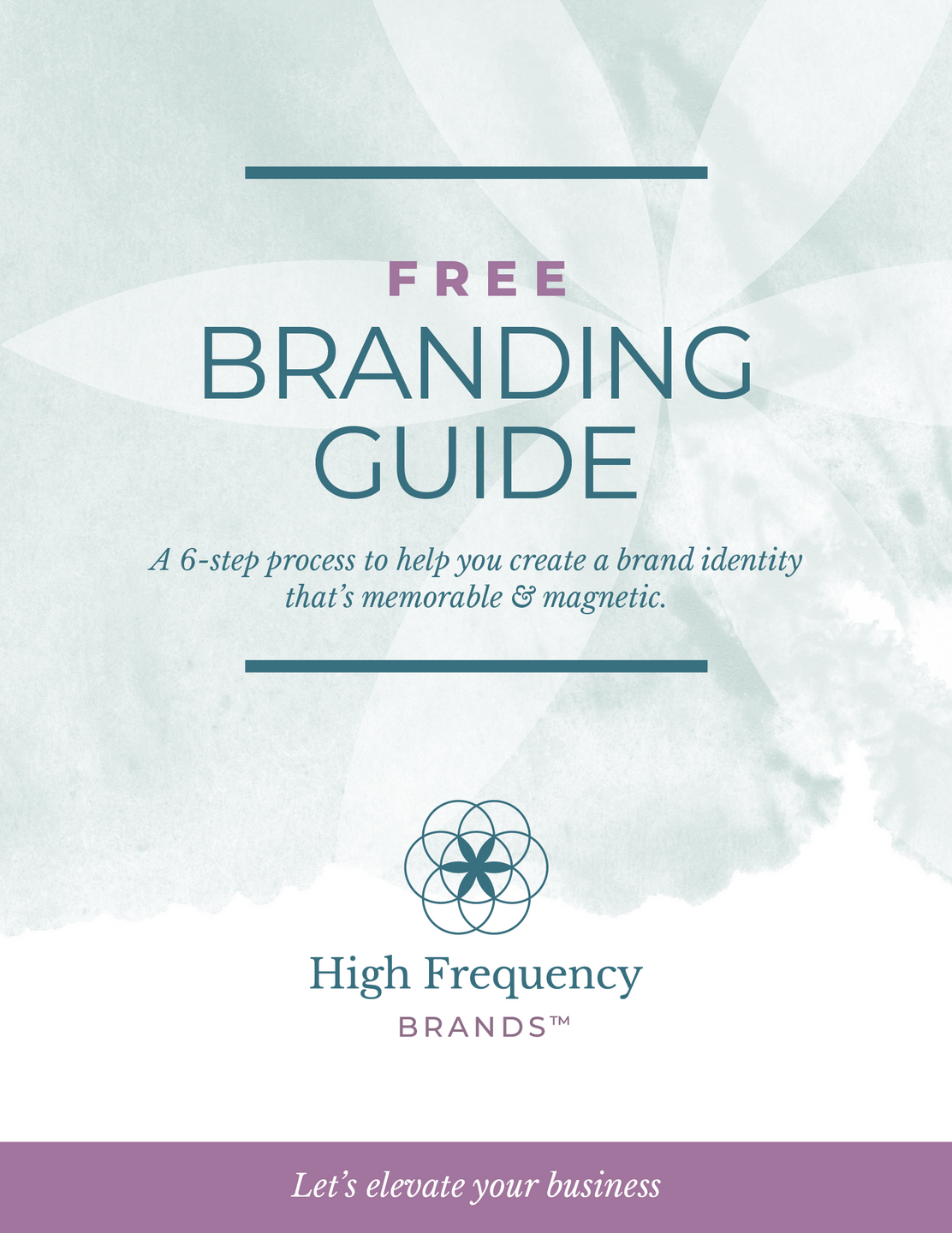 FREE Branding Guide eBook by Parallel Branding