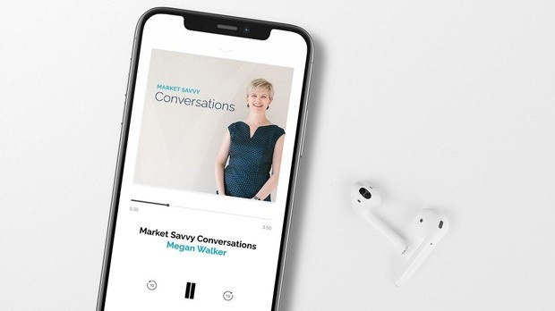 Market Savvy Conversations - video and podcast show