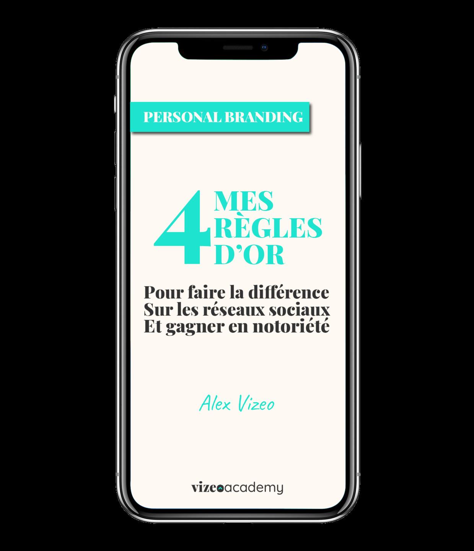 Ebook Personal Branding Alex Vizeo