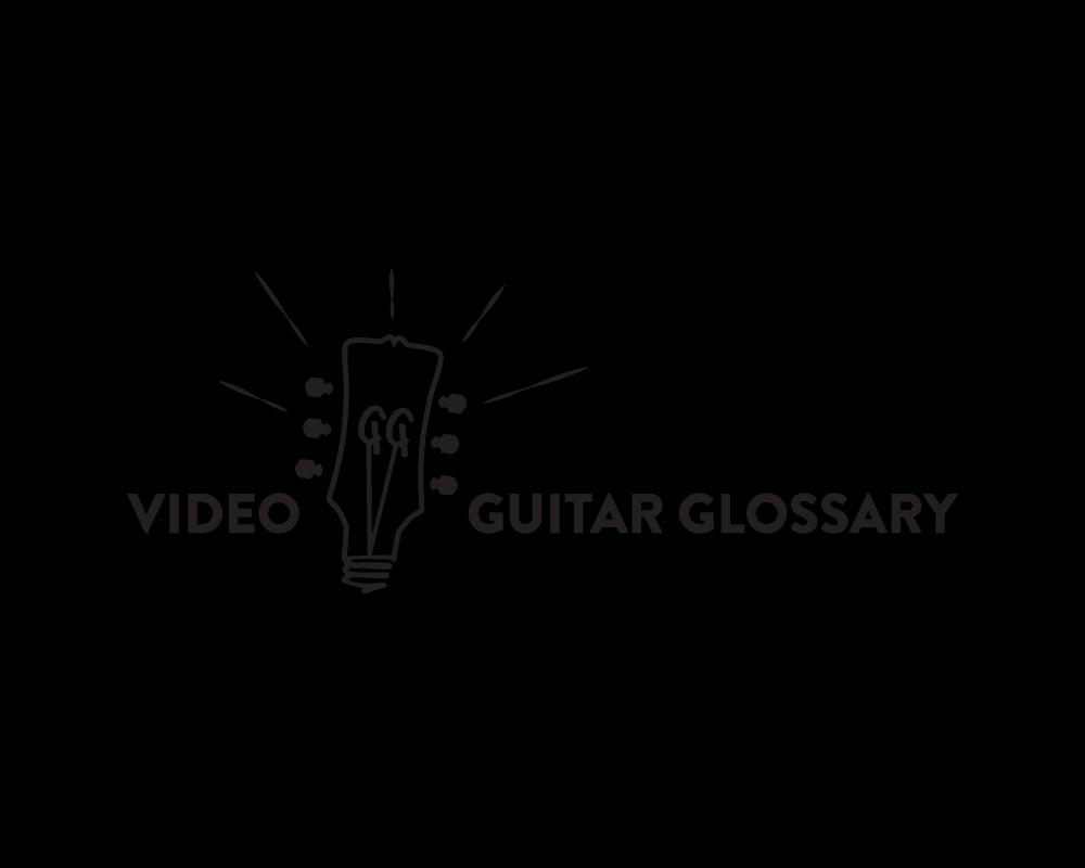 Video Guitar Glossary logo
